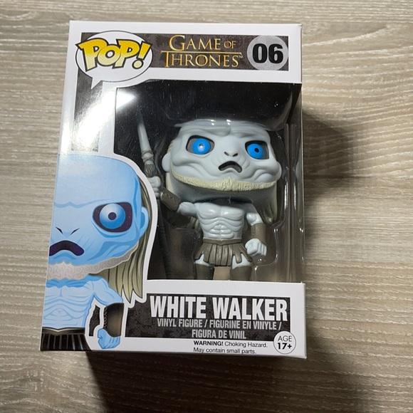 White Walker funko pop